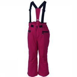 Color Kids Pantalon De Ski Sanglo G Rose Foncé