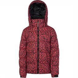 Protest Coat Ronda Jr red/black