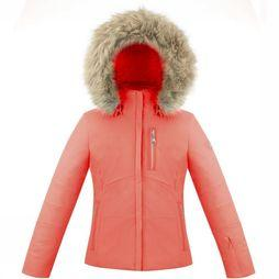 Poivre Blanc Manteau 18Pbh0802 Orange