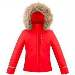 Poivre Blanc Coat Stretch Ski red