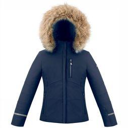 Poivre Blanc Coat Stretch Ski dark blue