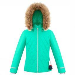 Poivre Blanc Coat Stretch Ski light green