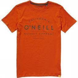 O'Neill T-Shirt O Neill Orange