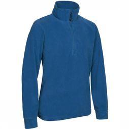 CMP Fleece Basic Uni Donkerblauw