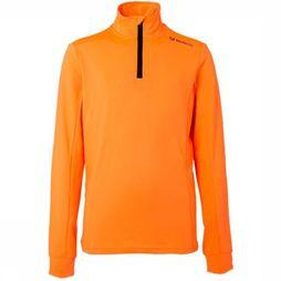 Brunotti Fleece Terni Jr W1819 Oranje