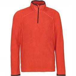 Killtec Fleece Naveon Jr Oranje