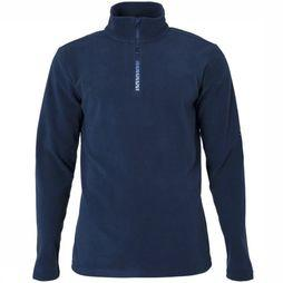Brunotti Fleece Tenno Jr Donkerblauw