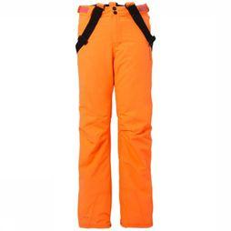 Brunotti Pantalon De Ski Footstrap Jr W1819 Orange