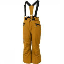 Color Kids Pantalon De Ski Sanglo B Jaune