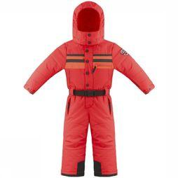 Poivre Blanc Ski Suit 18Pbh0930-Bbby mid red/orange