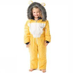 DINOSKI Ski Suit Cub yellow