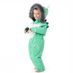 DINOSKI Ski Suit Spike light green
