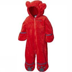 Columbia Ski Suit Foxy Baby II dark red