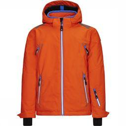 Killtec Manteau Dalyn Jr Orange