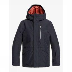 Quiksilver Manteau Mission Youth Noir
