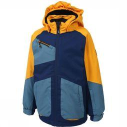 Color Kids Coat Salwan mid blue/yellow