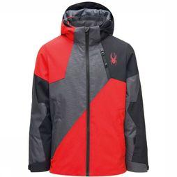 Spyder Coat Ambush black/red