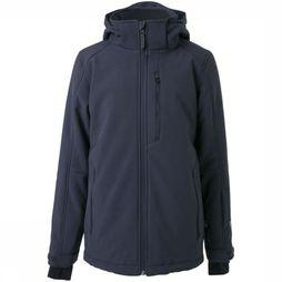 Brunotti Softshell Marsala Jr W1819 dark blue