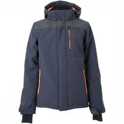 Brunotti Softshell Twintip Jr W1819 Donkerblauw/Assortiment