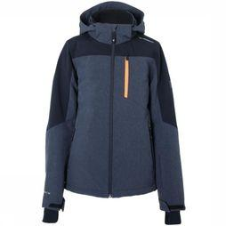 Brunotti Softshell Twintip Jr Dark Grey Mixture