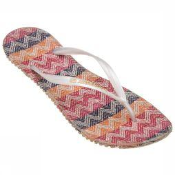 Amazonas Sandals Slipper New Eco Fios Fuchsia/Wit