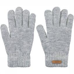 Barts Glove Witzia Light Grey Mixture