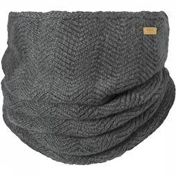 Barts Scarf Cecilia Col Dark Grey Mixture