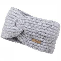 Barts Headband Desire Light Grey Mixture
