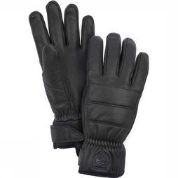 Hestra Handschoen Hes Women'S Alpine Leather Primaloft Glove Zwart