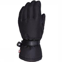 Eska Glove White X  black