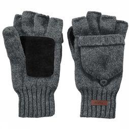 Barts Glove Haakon dark grey