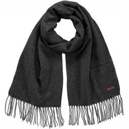 Barts Scarf Soho black/dark grey