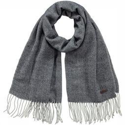 Barts Scarf Soho Dark Grey Mixture