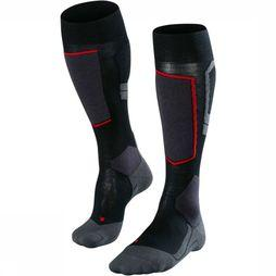 Falke Ski Sock SK4 Wool black/dark grey