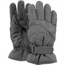 Barts Glove Basic Skigloves Dark Grey Mixture