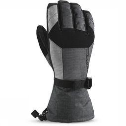 Dakine Glove Scout Light Grey Mixture/Black