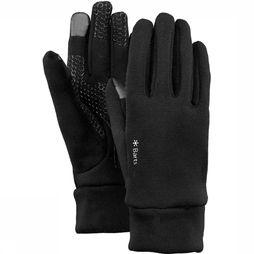Barts Gant Powerstretch Touch Gloves Noir
