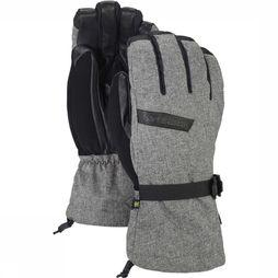 Burton Glove Deluxe Gore-Tex Light Grey Mixture