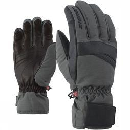 Ziener Glove Grady Gore-tex Dark Grey Mixture