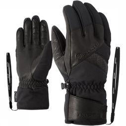 Ziener Glove Getter As Aw black