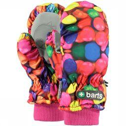 Barts Moufle Nylon Kids Fuchsia/Assortiment