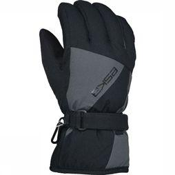 Eska Glove Lexor Dark Grey Mixture