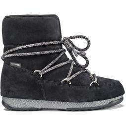 Moon Boot Après Ski Boot West East Low Suede black