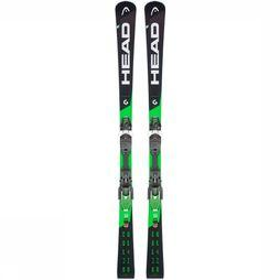 Head Ski Isupershape Magnum+ Prd12 Gw black/green