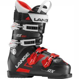 Lange Ski Boot Rx 100 black/red