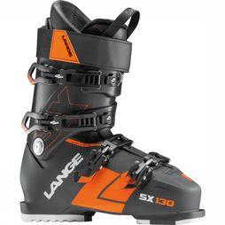 Lange Ski Boot Sx 130 black/orange