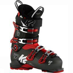 K2 Ski Boot B.F.C. Walk 100 HV black/mid red