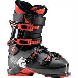 K2 Ski Boot B.F.C.Walk 100 Hv black/red