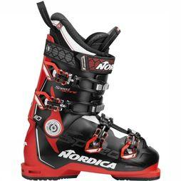 Nordica Ski Boot Speedmachine 110 X red/black