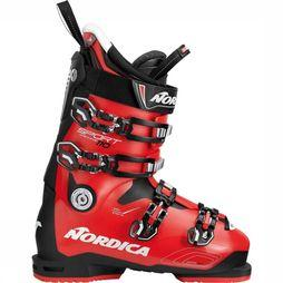 Nordica Ski Boot Sportmachine 110 red/black